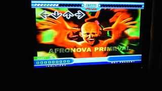 Dance Dance Revolution AFRONOVA PRIMEVAL [Dance Pad]  Heavy AA