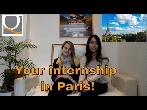 Do you want to intern abroad? Then you should watch this video! Two of our interns tell us about their professional experience in Paris! Contact us: www.jobsandinternshipsabroad.com/en