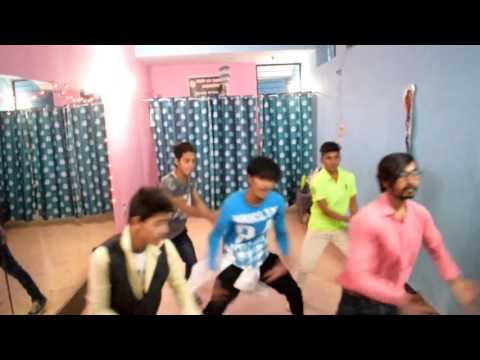 Tera Rang Balle Dance | Soldier | Dance on Bollywood Song | Bollywood Group Dance