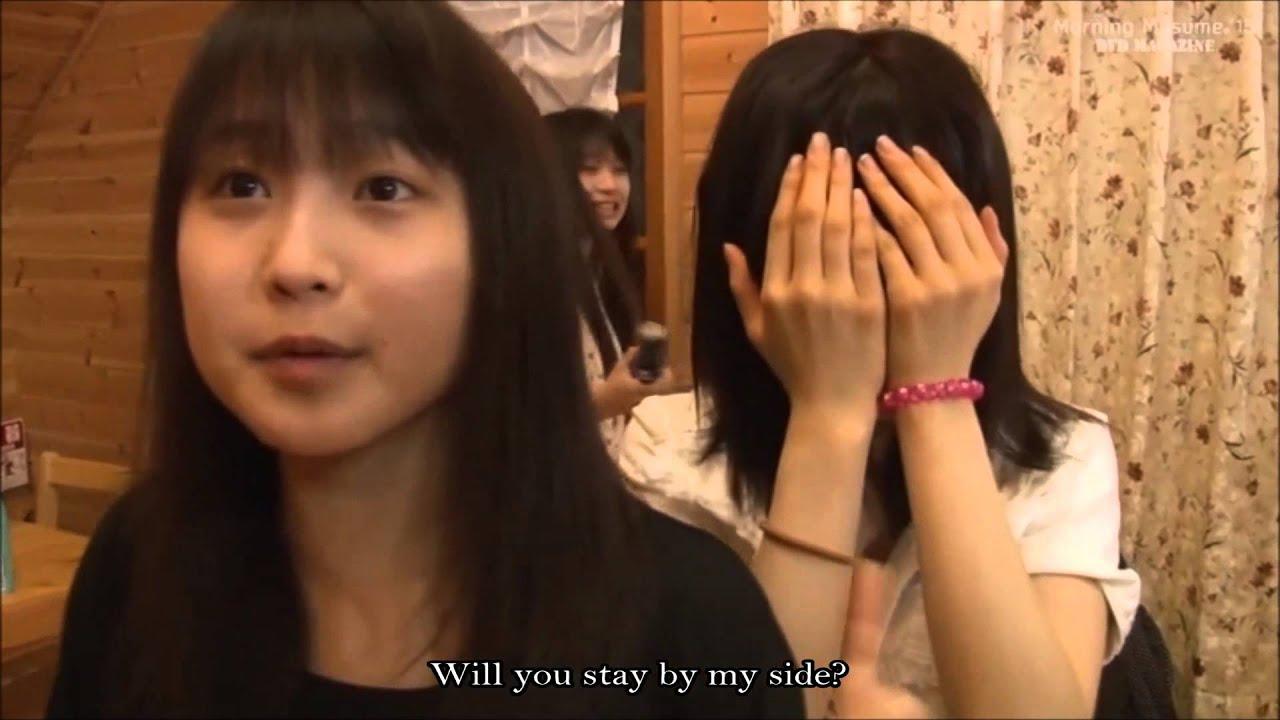 モーニング娘 15 Sayashi Riho 鞘師里保 Butterfly Graduation