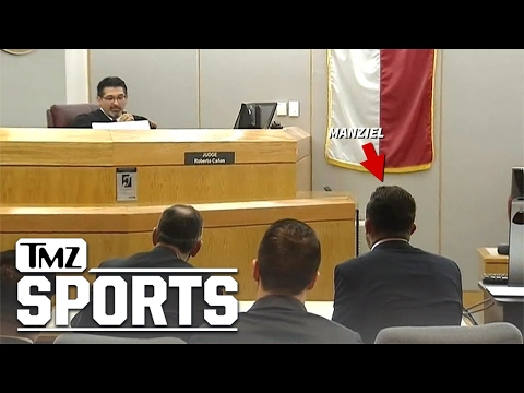 JOHNNY MANZIEL RIPS NFL IN COURT They've Screwed Over Players | TMZ Sports