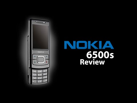 Nokia 6500s-1 review