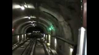 Ouverture du Metro de Laval sur la ligne 2 (Orange) du Metro de Montreal