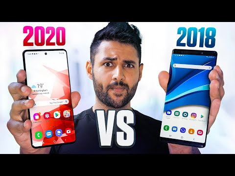 Can A Cheap 2020 Smartphone Beat A 2018 Flagship?