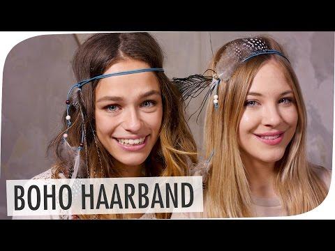 #flipdiy | DIY Boho-Haarband Mit AMissMelle Und Diana Zur Löwen