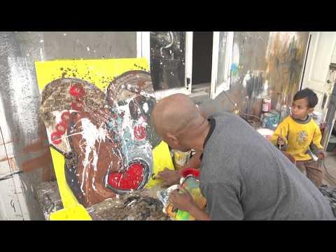 KOLOTS'ART - GABRIEL :  26 MAI 2015