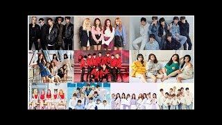 (★TRENDING) Industry Experts Rank K-Pop's Top Idol Groups