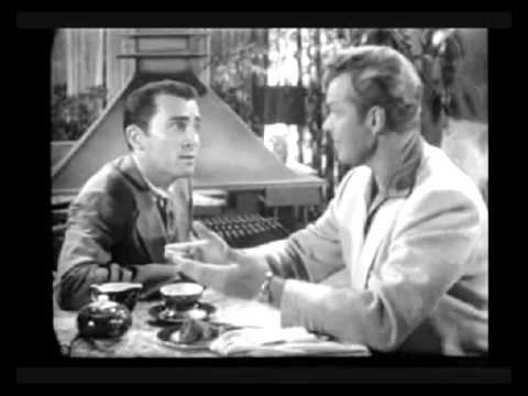 Young Couples Only (part 1)-Twilight Zone-ish 50s TV- Barbara Hale, Peter Lorre