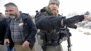 Oregon Militia Upset They Can't Have Guns In Jail