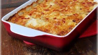 Pimento Cheese Potato Gratin
