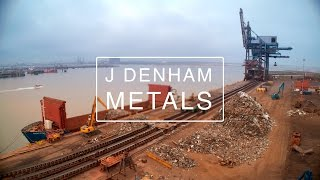 J Denham Metals Vessel Loading and Dismantling May 2017