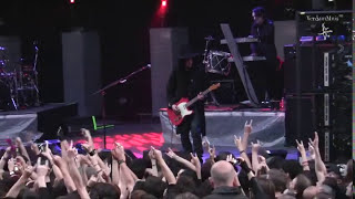 MARILYN MANSON : Four Rusted Horses @ Vienne (France) 2009