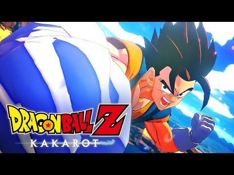 Dragon Ball Z: Kakarot - Official Cinematic Gameplay Trailer | Paris Games Week 2019