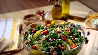 Florida Berry and Citrus Salad