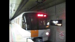 2010/07/17 札幌市営地下鉄 8000形 新さっぽろ駅