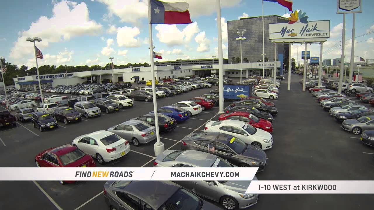 Mac Haik Chevy's Customer Appreciation Event - YouTube