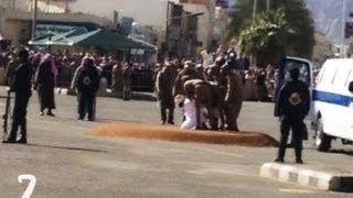 السعودية تقيم لأول مرة الحد بالقتل رمياً بالرصاص
