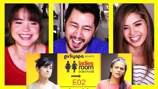 GIRLIYAPA'S WHY GIRLS GET BROZONED?   Reaction!