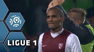 FC Metz - SM Caen (3-2)  - Résumé - (FCM - SMC) / 2014-15