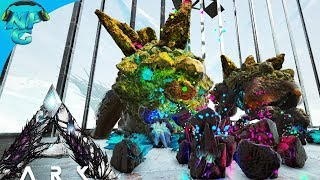 ARK Extinction - Opening 40+ Gacha Loot Crystals Post Nerf and How to Make your own Crystal Farm! E7
