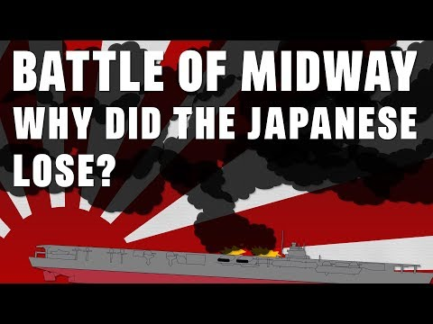 Midway: Why did the Japanese Lose?