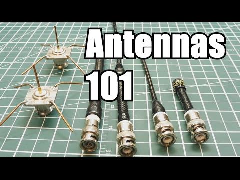 Antennas 101  / How does an antenna work
