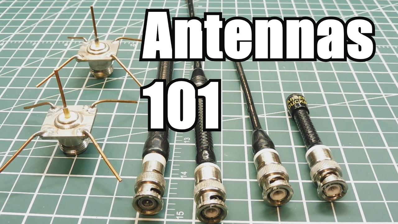 How does the antenna work 87