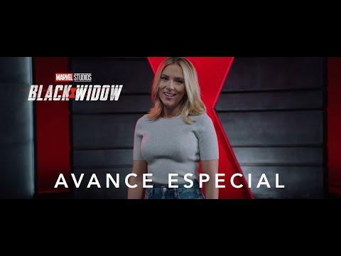 Black Widow | Avance Especial