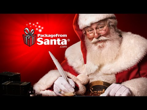 Letters from Santa - Award Winning Personalized Package from Santa®!