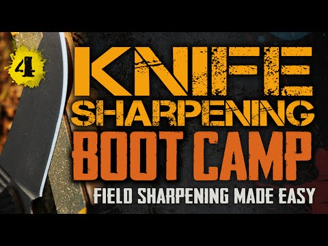 Easily Sharpen ANY Knife in the Field - Work Sharp Guided Field Sharpener Tutorial - How to / DIY