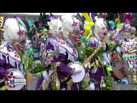 Rach On The Radio - South Philly String Band Honors Late Members With Mummers Victory [VIDEO]
