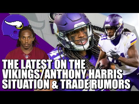 The Latest On Anthony Harris And The Vikings Rumors 🤔🤔🤔