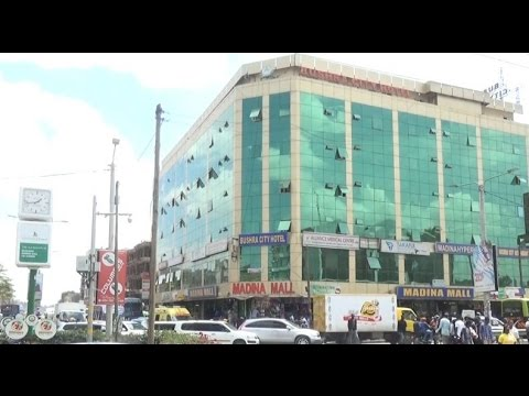 Welcome to Madina Mall Nairobi