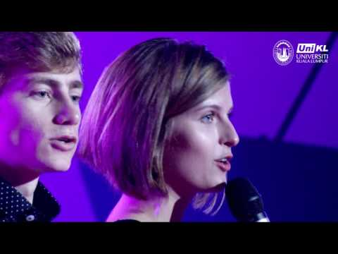 UniKL Voice (UV) - Aku Masih Setia (Filly, Rizqin, Daniel, Tristan & Cecile) Session 1
