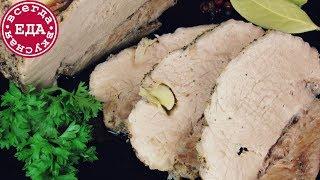 ДОМАШНЯЯ БУЖЕНИНА из свинины   Всегда Вкусная Еда