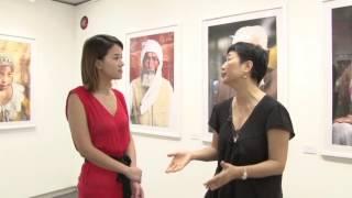 今集我哋帶大家來到香港視覺藝術中心,訪問香港本地藝術家,何穎妍Cecil...