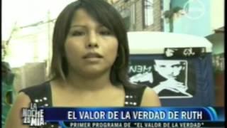 El Valor De La Verdad Ruth Thalía y Bryan  Antes Del Asesinato
