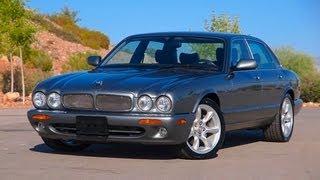 2003 Jaguar XJR Supercharged-Test Drive - Viva Las Vegas Autos