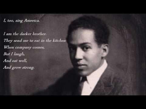 Langston Hughes  I, Too