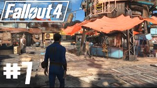 Fallout 4 - Part 7 - Diamond City Paranoia and Colonial Taphouse Drama