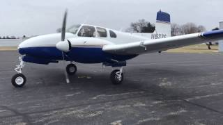 Beechcraft Twin Bonanza