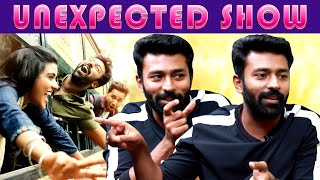 Lastly whatsapp message is displayed explicitly Shanthnu | Interview with Shanthanu Bhagyaraj
