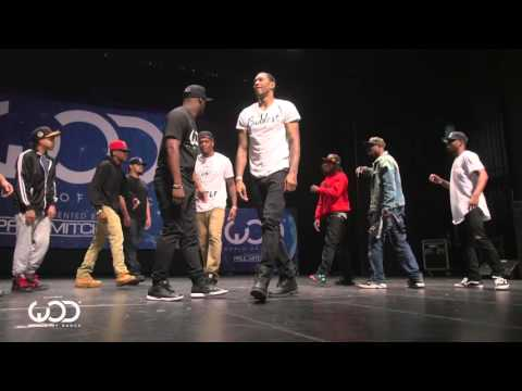 Krump Judges Showcase | World of Dance Las Vegas 2015 | #WODVEGAS15