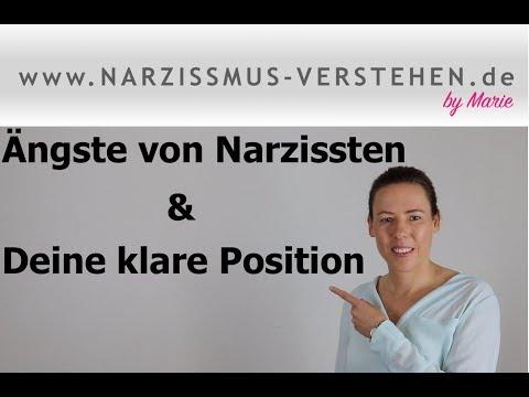 Ängste von Narzissten & Deine klare Position