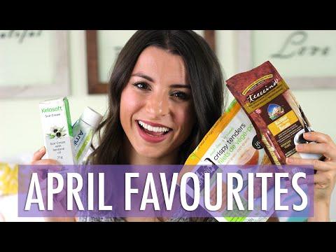 April Favourites 2016   SKINCARE & FOOD