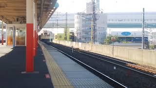 2020.1.20貨物列車75レEF65-2097号機(新)国鉄色牽引 武蔵野線西浦和駅通過
