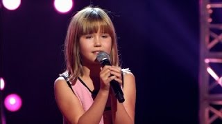 Kitana zingt 'oops, i did it again!' | blind audition | the voice kids | vtm
