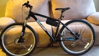 Raleigh Talus 3 2015 Mountain Bike Review