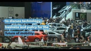 Automated, Electric, Shared: The Future of Mobility at FNC 2021