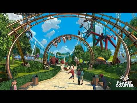 Planet Coaster [PC] -- recenzja
